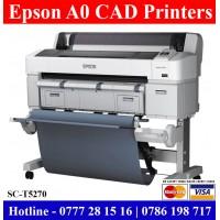 Epson SC-T5270 A0 Plotters Sri Lanka for sale. Plotter discount price