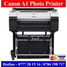 Canon A1 Plotters | 24 inch Large format Canon Printers Sri Lanka