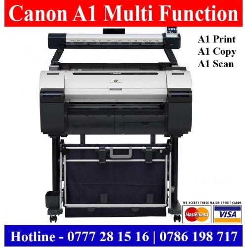 Canon Ipf671m A1 Multi Function Printers Plotter Sri Lanka