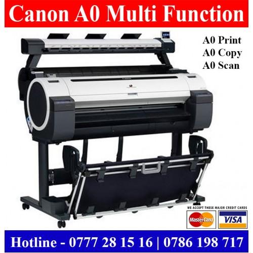 Canon Ipf771m A0 Multi Function Printer Plotter Sri Lanka
