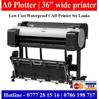 Canon imagePROGRAF TM-5300 A0 Plotters sale Sri Lanka | Plotter Suppliers