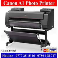 Canon iPF PRO 520 Large Format Photo Printers Sale in Sri Lanka
