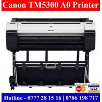 Canon TM-5300 Multi Function Printers | A0 Multi Function Plotters Sri Lanka