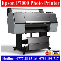 Epson P7000 11 Colour 24 inch Large photo printers Sri Lanka for Labs