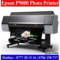 Epson P9000 11 Colour 44 inch Large photo printers Sri Lanka for Labs
