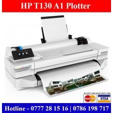 HP Design Jet T130 A1 Plotters Sri Lanka | HP A1 CAD Printers Sri Lanka