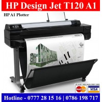 "HP Design Jet T120 A1 Eprinters | HP 24"" plotters sale Sri Lanka"