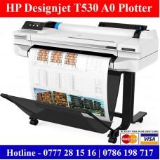 HP Designjet T530 A0 Plotters Sri Lanka | HP T530 A0 CAD Printers