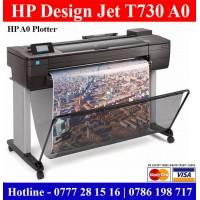HP Design Jet T730 36in Printer | HP A0 Plotters Sri Lanka sale price
