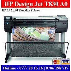 HP Design Jet T830 A0 Multi Function Plotters Sri Lanka Suppliers